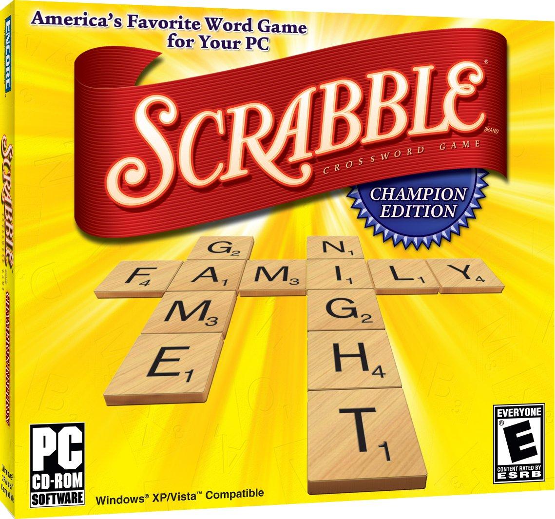 Scrabble Champion Edition