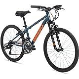 "Diamondback Bicycles Diamondback Bikes Trace 24 Youth Dual Sport Bike, 24""/ One Size"