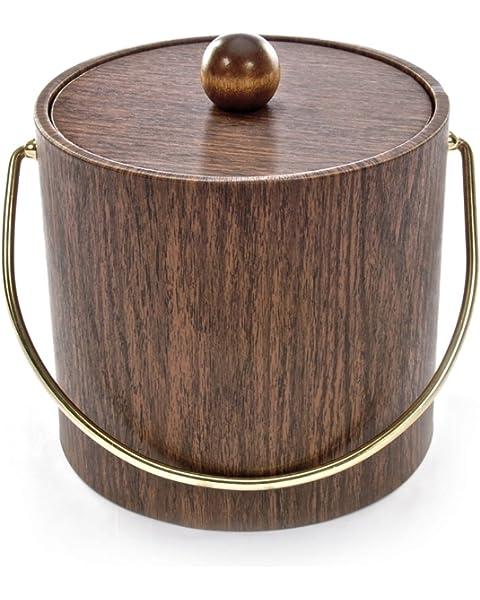 Kraftware 18561 Woodcraft Walnut Brown
