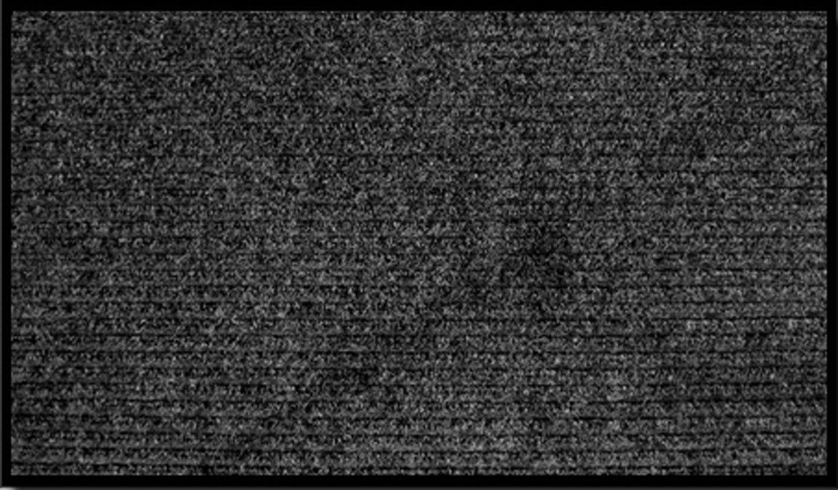 T.W . Evans Cordage MHC-3660CH Cobblestone Mat, 36-Inch x 60-Inch, Charcoal
