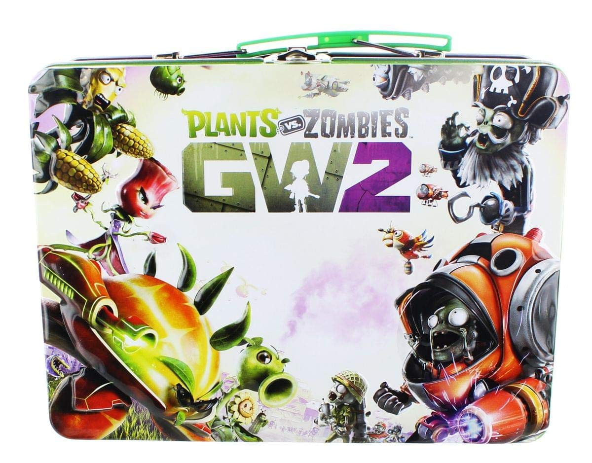 Plant vs Zombies GW2 Collectible Tin