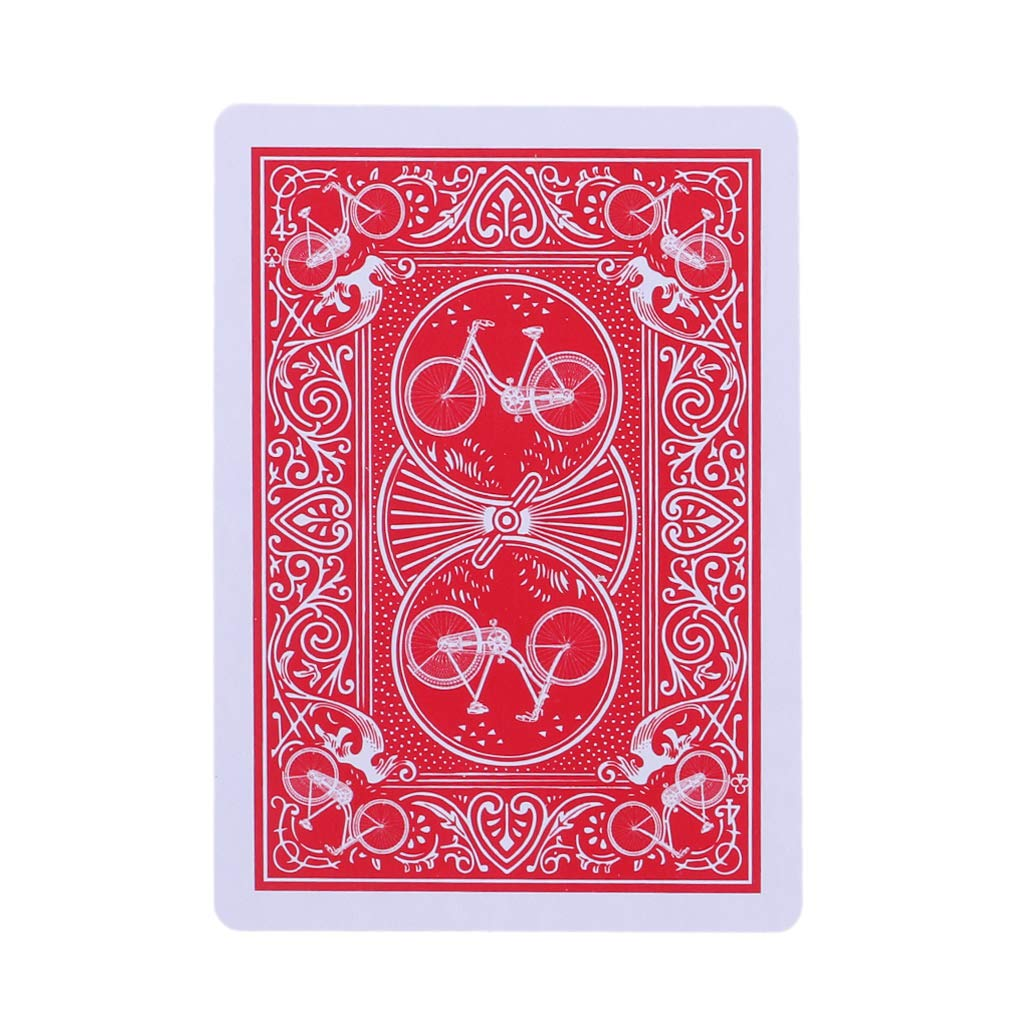 Itlovely New Secret Marked Stripper Deck Playing Cards Poker Cards Magic Toys Magic Trick by Itlovely (Image #6)