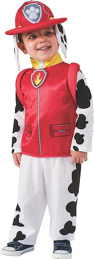 Rubie's Paw Patrol Marshall Child Costume, Toddler