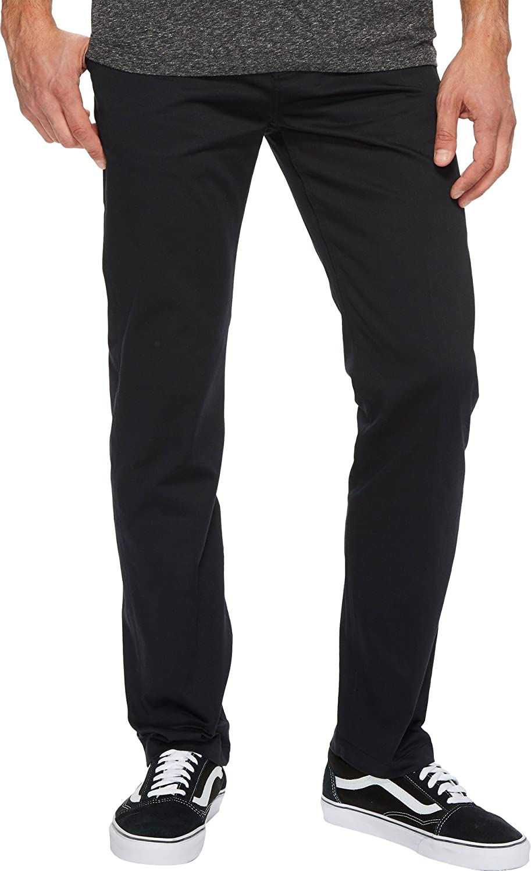 Hurley Men's Icon Pants Black Pants