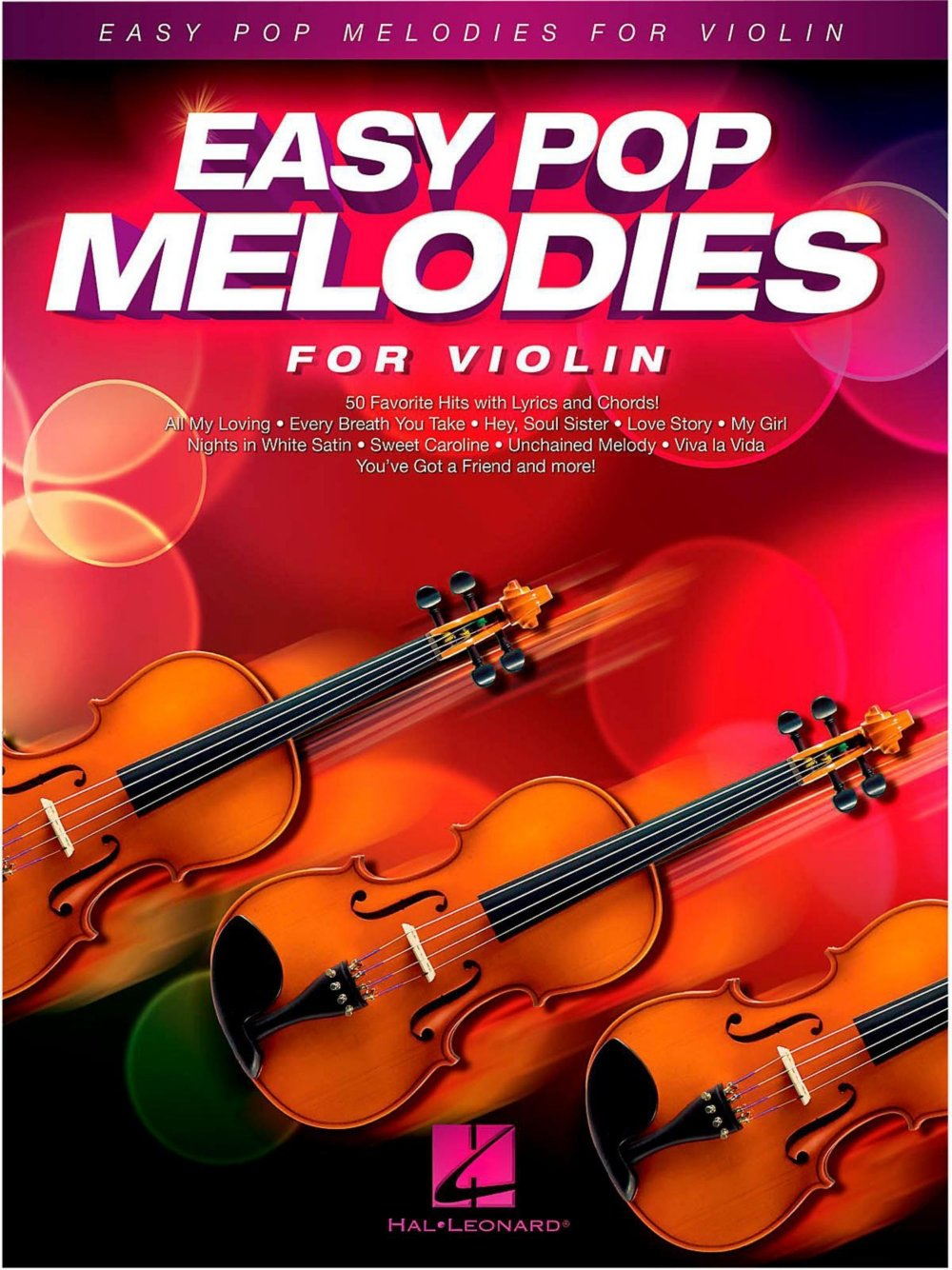 Easy Pop Melodies For Violin Sheet Music For Violin Lyrics