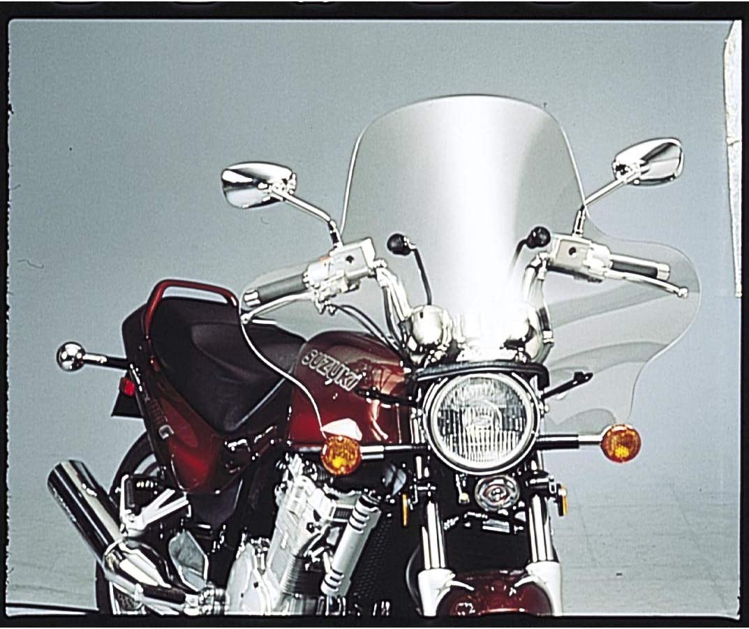 Clear Slipstreamer S-03 Windshield