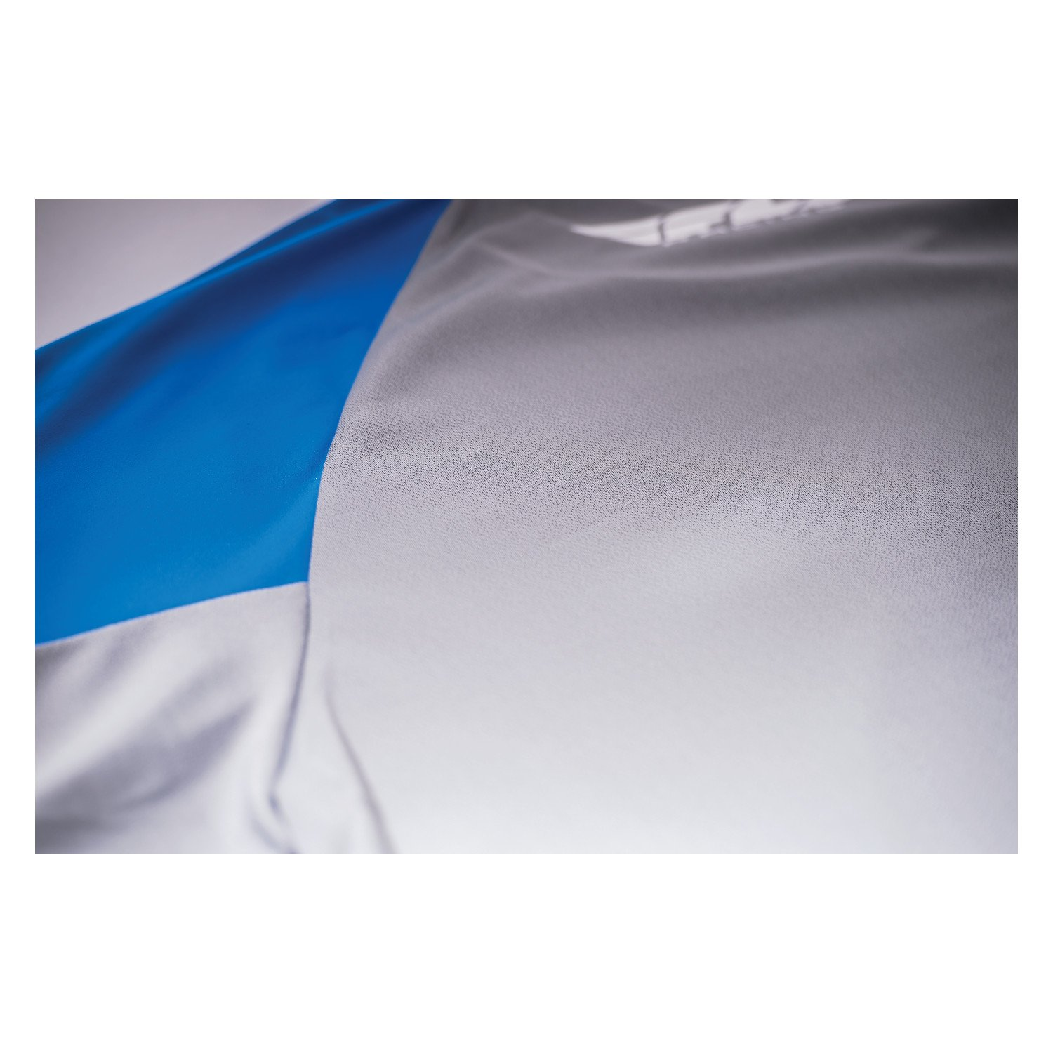 Fly Racing Jersey Windproof Blue//Grey