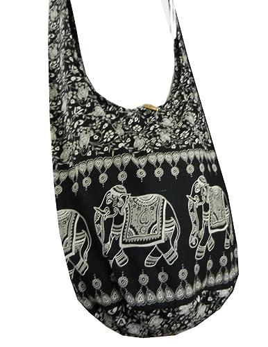 Amazon.com: BTP! Elephant Sling Crossbody Shoulder Bag Purse ...