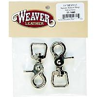 Weaver Square Snaps de tijera