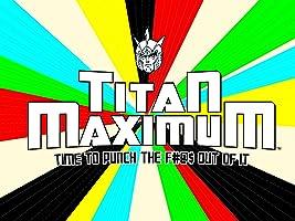 Titan Maximum Season 1