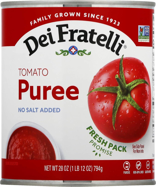 Dei Fratelli - Tomato Puree - 28oz - 12 pack