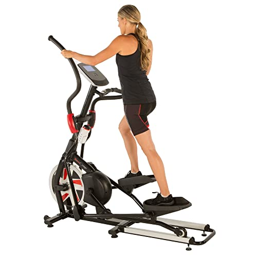 Fitness Reality 2366 X-Class 710 Bluetooth Smart Technology Elliptical Trainer with Flywheel Turbo Drive