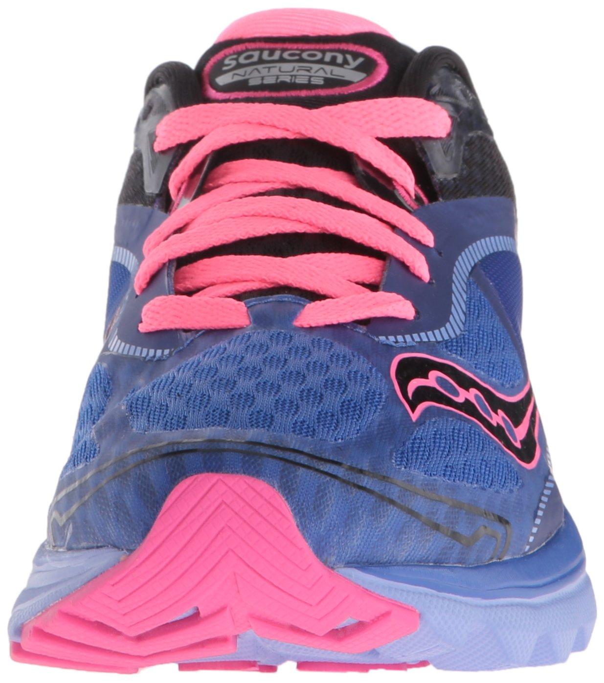 Zapatillas de running Kinvara 7 Saucony para B01N0XLUGR mujer rosa ...