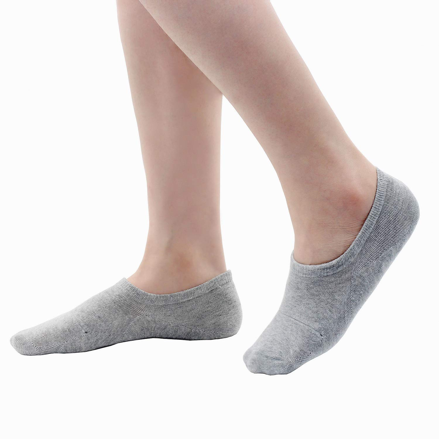 Non-Slip Invisible Short Sock Footwit No Show Liner Socks 3//6 Pairs Women Ultra Low Cut Socks Size 5-11