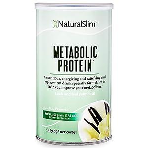 NaturalSlim Whey Protein Shakes