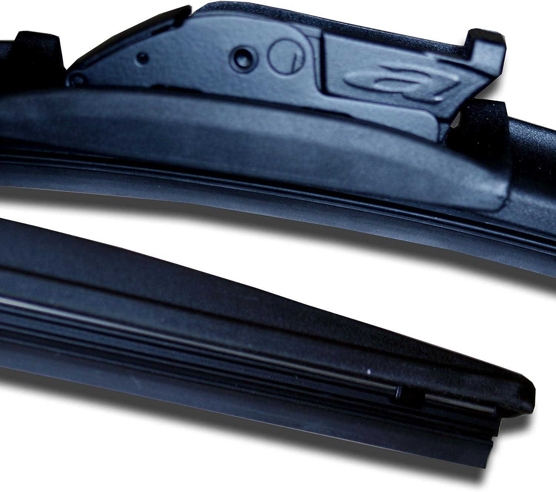 with multi-purpose adapter Cartrend 10128 Flat bar wiper set KSN UB2