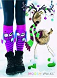 Unicorn, Red Panda, Giraffe animated Socks with