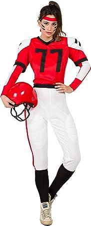 Kimokawaii Disfraz Jugadora Rugby S: Amazon.es: Juguetes y juegos