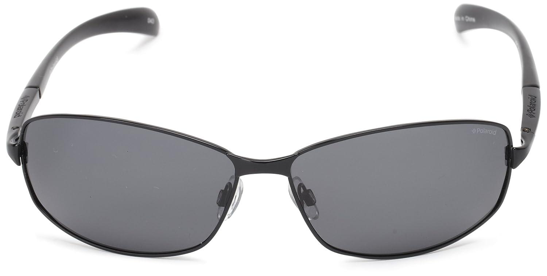 Polaroid men's P4126 Aviator Sunglasses