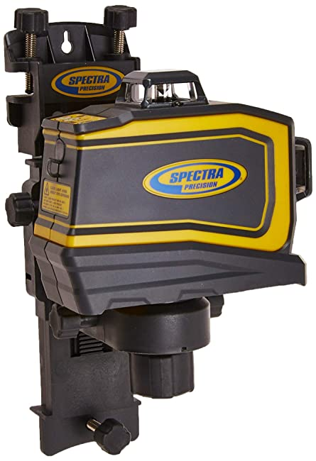 Most Durable 360 Laser Level: Spectra Precision LT58G