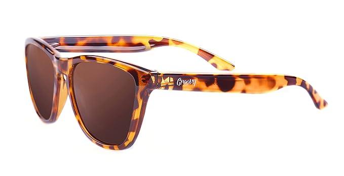 Gafas de Sol Polarizadas Groovy Habana - Protección UV400 ...