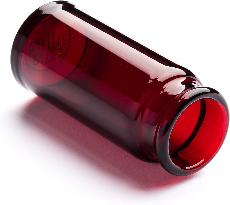 Dunlop 277RED Red Blues Bottle Guitar Slide Medium