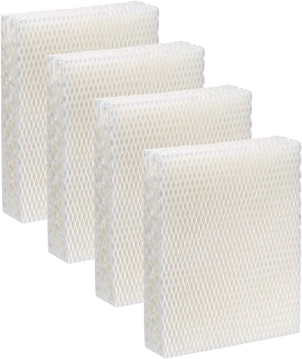 IOYIJOI Humidifier Replacement Filter T for Honeywell Top Fill Humidifier HEV615 and HEV620 Humidifier Wicks, Compatible with Part # HFT600, HFT600T,