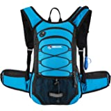 MIRACOL Hydration Backpack with 2L Water Bladder, Thermal Insulation Pack Keeps Liquid Cool up to 4 Hours, Perfect…