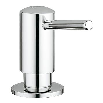 Grohe - Dispensador de jabón Para fregaderos redondos Ref. 40536000: Amazon.es: Bricolaje y herramientas