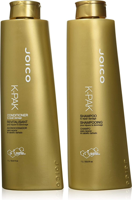 is joico k pak shampoo sulfate free