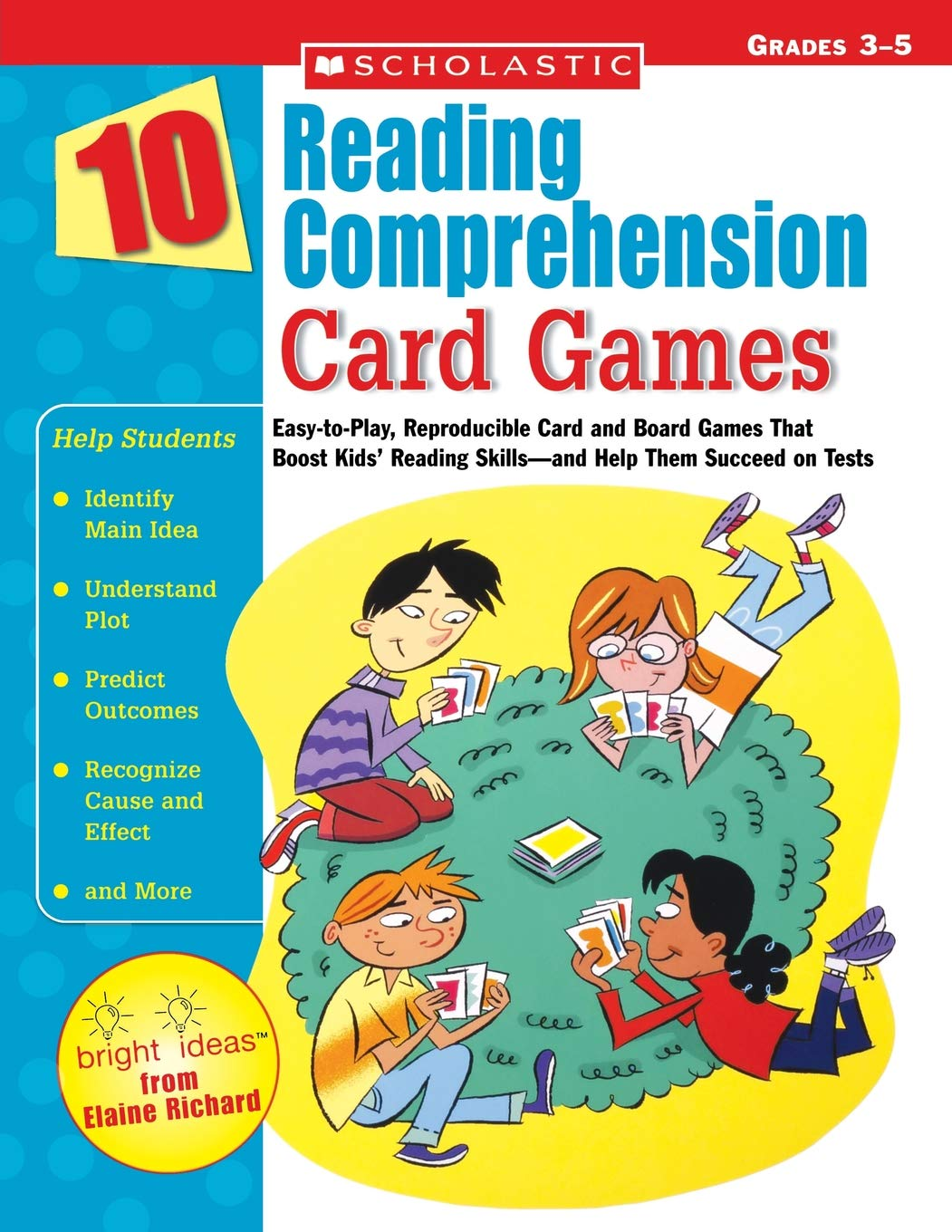 - Amazon.com: 10 Reading Comprehension Card Games: Easy-to-Play