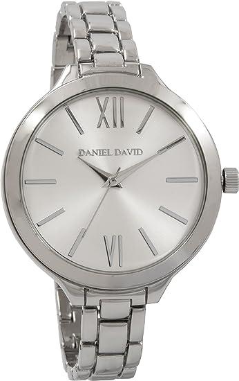 Daniel Daniel – Reloj Mujer – pulsera acero plata – DD13601