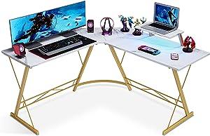 Coleshome L Shaped Desk, 51