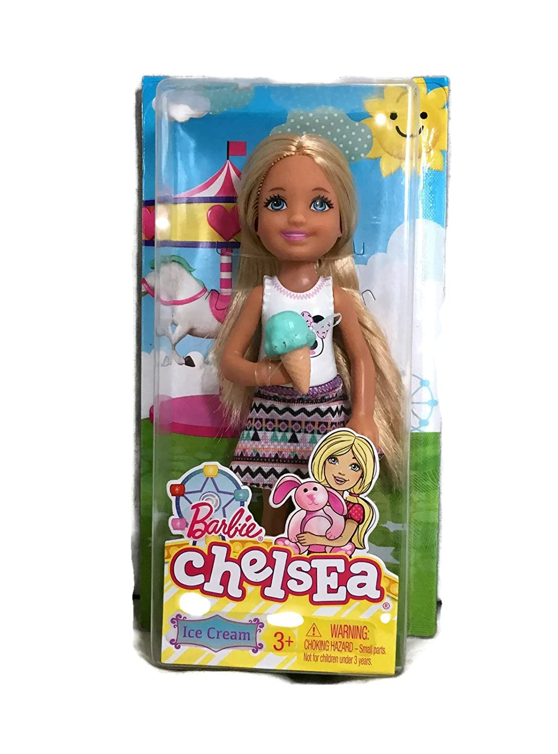 Barbie Chelsea wth Ice Cream