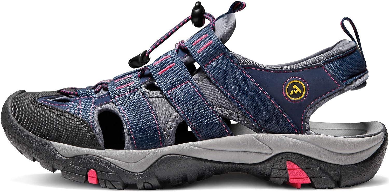 ATIKA Womens Sport Sandals Trail Outdoor Water Shoes Cairo Orbital