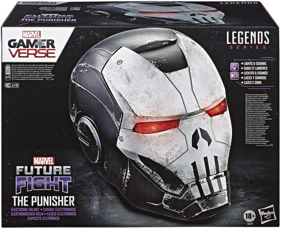 Avengers- Legends casco War Machine, Color (Hasbro E86795L0)