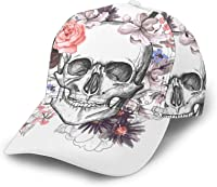 casquette tête de mort 8