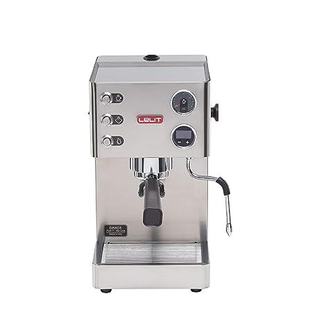 Lelit Grace Independiente Máquina espresso 2.5L 1tazas Acero ...