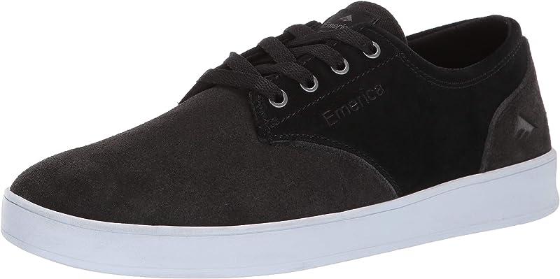 Emerica The Romero Laced Sneakers Herren Dunkelgrau/Schwarz/Weiß