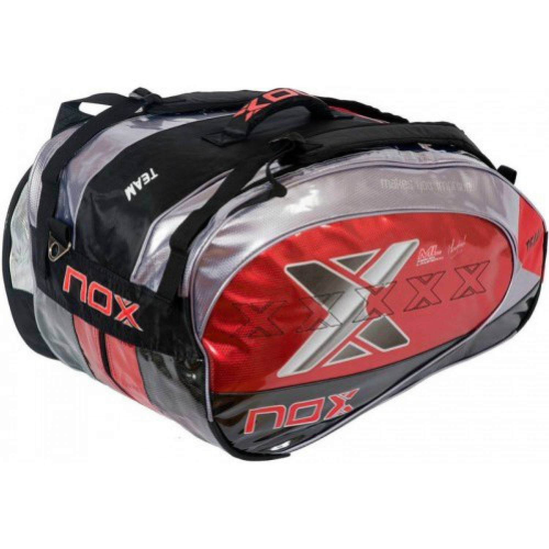 NOX Team Red 16 - Paletero, Color Rojo JJ Ballve Sports BPTEAMR16
