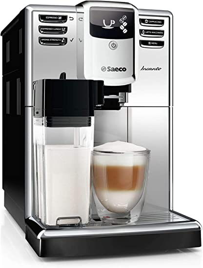 Saeco Incanto - Cafetera (Independiente, Máquina espresso, 1,8 L ...