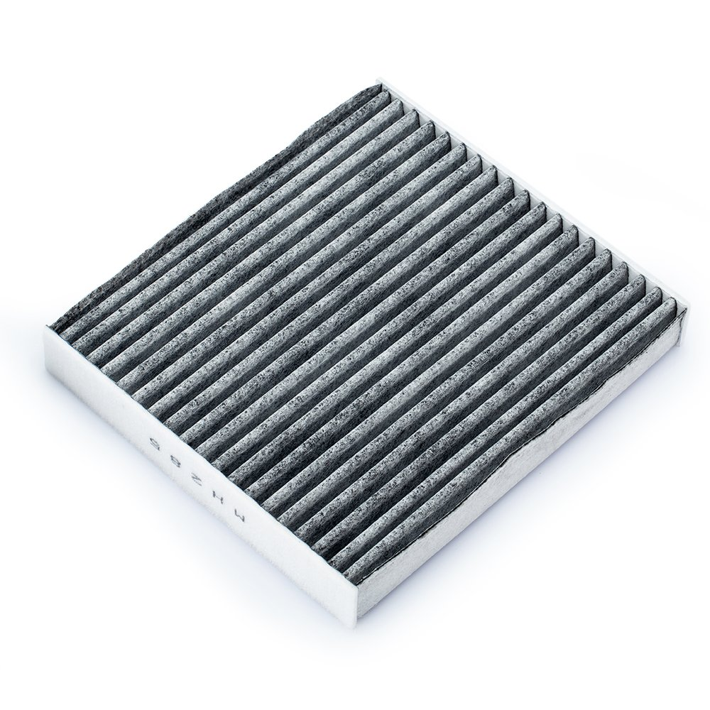 Mr.Ho MH285 Fresh Breeze Car Cabin Air Filter with Activated Carbon for Land Rover/Lexus/Pontiac/Toyota/Subaru/Scion, Against Dust Viruses Allergens Gases Odors
