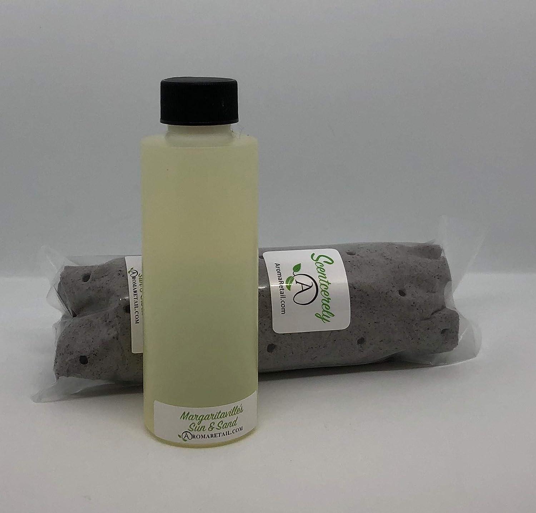 4 oz Fragrance Oil Refill - Sun & Sand, Experienced at Margaritaville Las Vegas