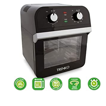 trenko – Air Fryer Oven Power – Horno de aire comprimido – asado – Secador –