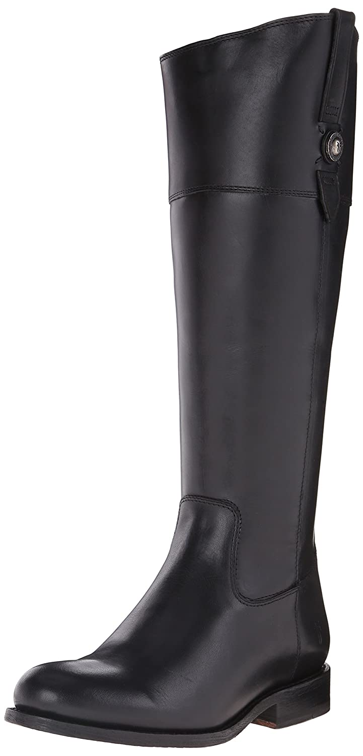 FRYE Women's Jayden Button Tall-SMVLE Riding Boot B00R54ZKUE 6 B(M) US|Black-76095
