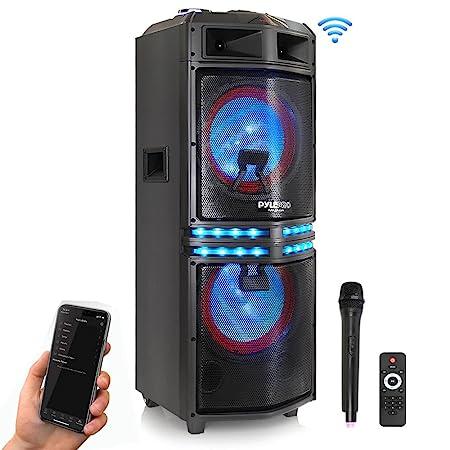 Review Wireless Portable PA Speaker