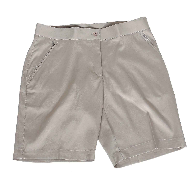 Page & Tuttle Women's Flat Front Short Size 10