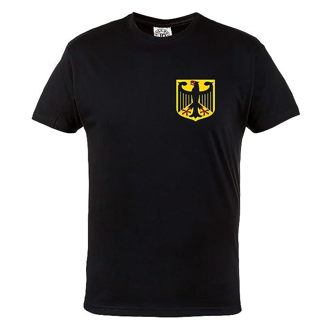 Rule Out Camiseta Ropa para Fans Alemán Fútbol Equipo Deutschland. Alemania Supporter. Copa del Mundo 2018: Amazon.es: Ropa y accesorios