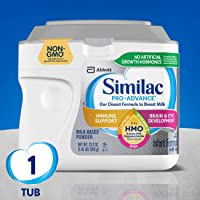Similac Pro-Advance Non-GMO Infant Formula with Iron 23.2 Ounce