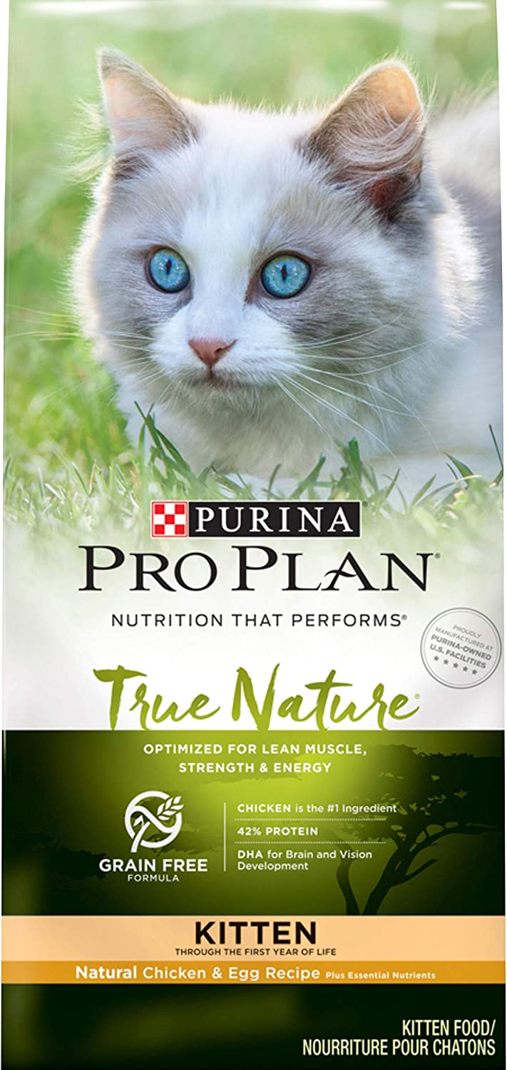 Purina Pro Plan Kitten Dry Cat Food